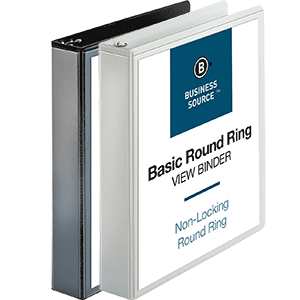 Business Source View Binders 1.5