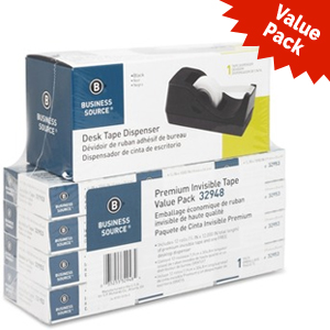 12 pack of tape with FREE Dispenser!